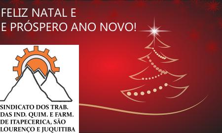 O Sindicato deseja a todos um Feliz Natal e Próspero 2019 !