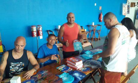 Sindicato participa do 24º Verão Sem AIDS