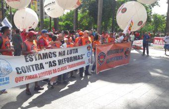 """""""Dia Nacional de Lutas e Mobilizações em Defesa da Previdência Social e Contra o Fim da Aposentadoria"""""""